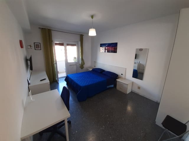 Room Rome Tiburtina Station