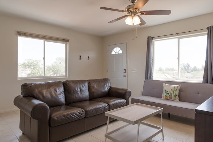 Downtown Delight in Joshua Tree with Central A/C