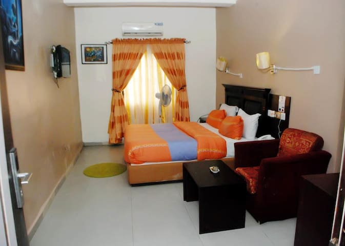 Orian Hotel - DELUXE ROOM