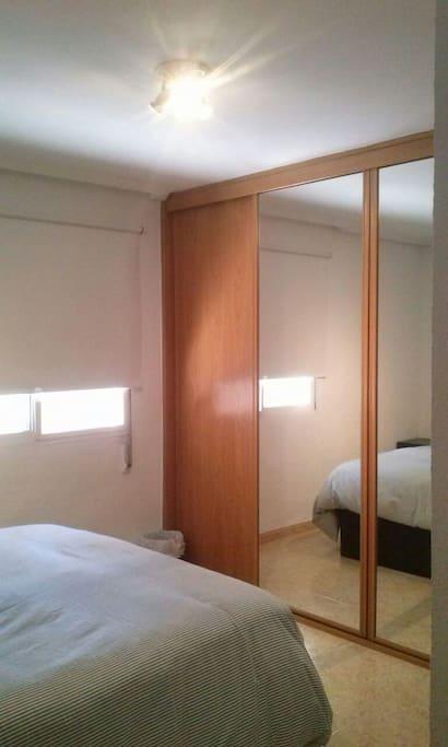 habitación principañ