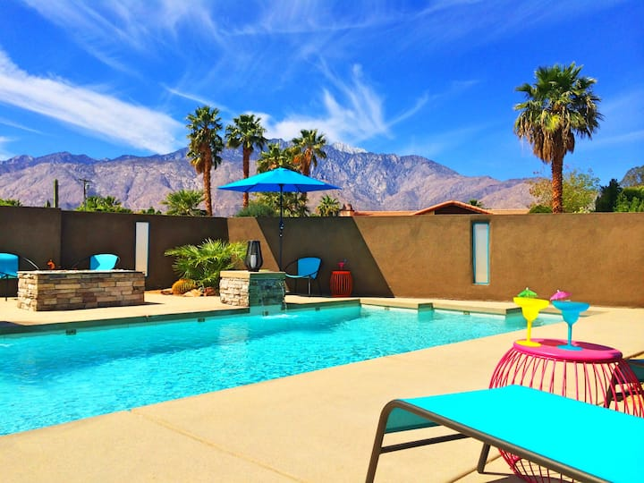FANTASTIC VIEW & REVIEWS Bright Relaxing Oasis!!