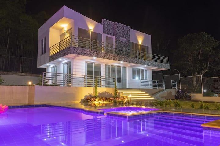 Queremal lugar para disfrutar Finca Villa Rosa