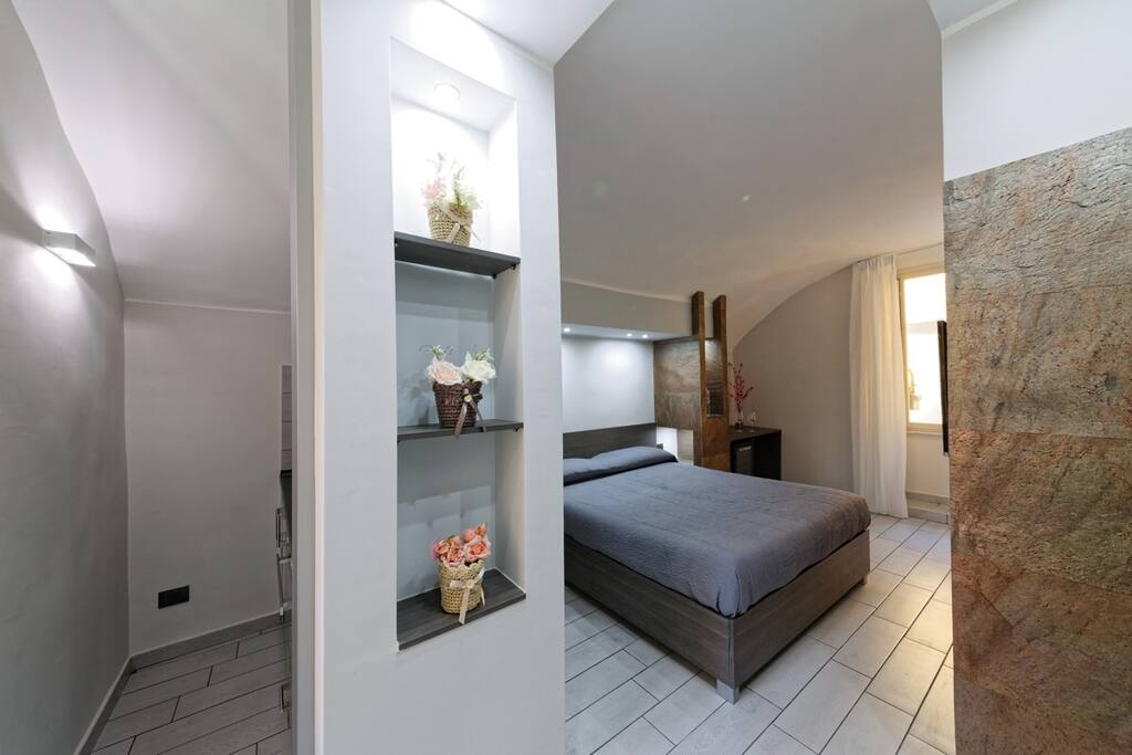 Camera privata suite
