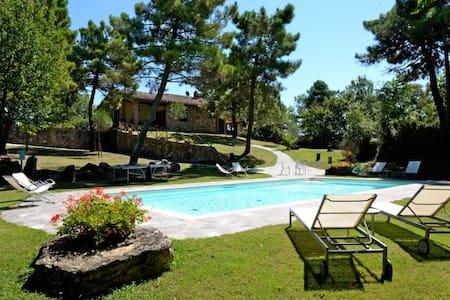 VILLA CAMPOLEONE - Province of Arezzo