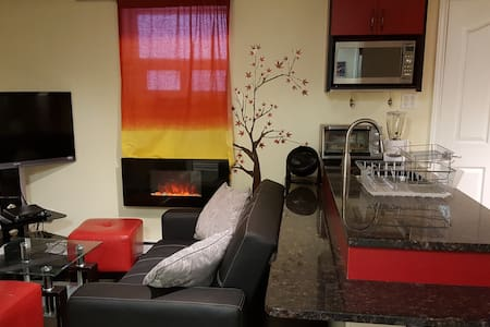 Furnished, Clean and Cozy 1 Bedroom Near Snowdon - Montreal