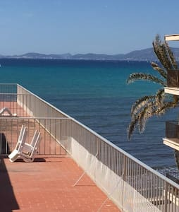 Exquisite waterfront Apartment in El Arenal - Palma - Apartmen