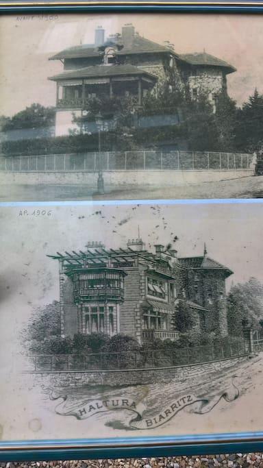 Villa Haltura 1870