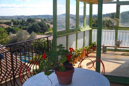La maison d'Augustina - Neffiès