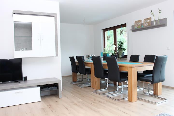 Ferienhaus Lirum Larum Löffelstiel - Edertal