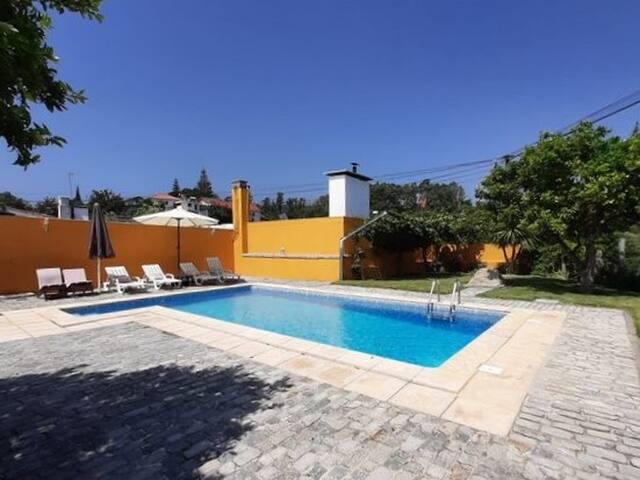 Casa Afonso - casa com piscina privada