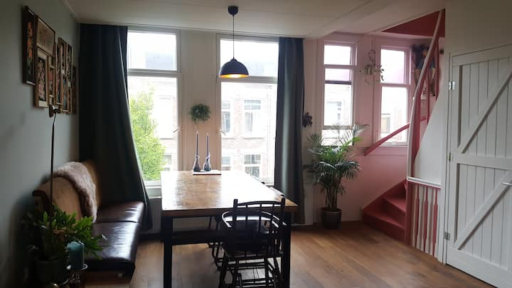 Great cosy couples apartment near city centre
