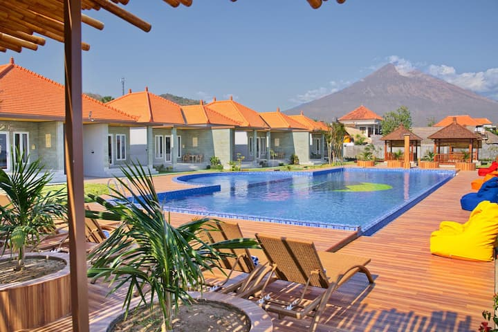 GardenView Cottage Seamount Hotel Bali