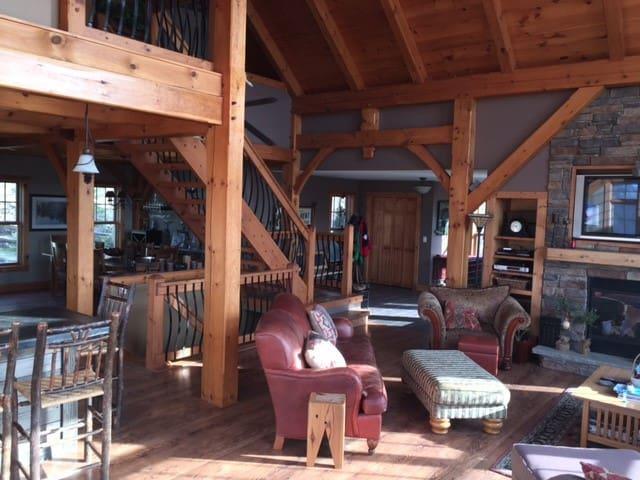 Hillside Orchard - Ellicottville - Casa de vacances