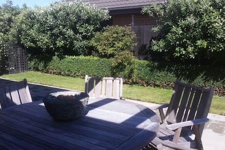 Peaceful space away from home - Blenheim - Hus