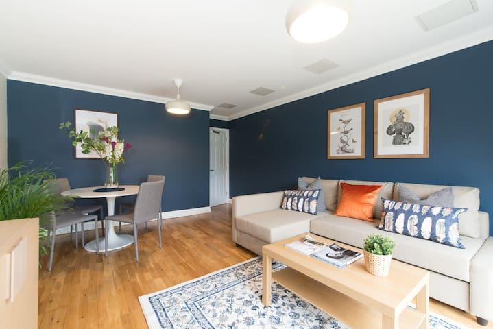JC2 Hendon - Stunning 1 bed garden flat Hendon/Brent X