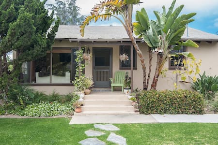 Cozy 2br home blocks to beach - Encinitas