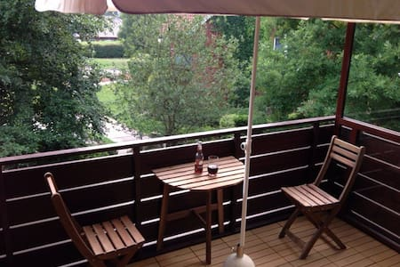 cozy apartment near Hamburg - Oststeinbek