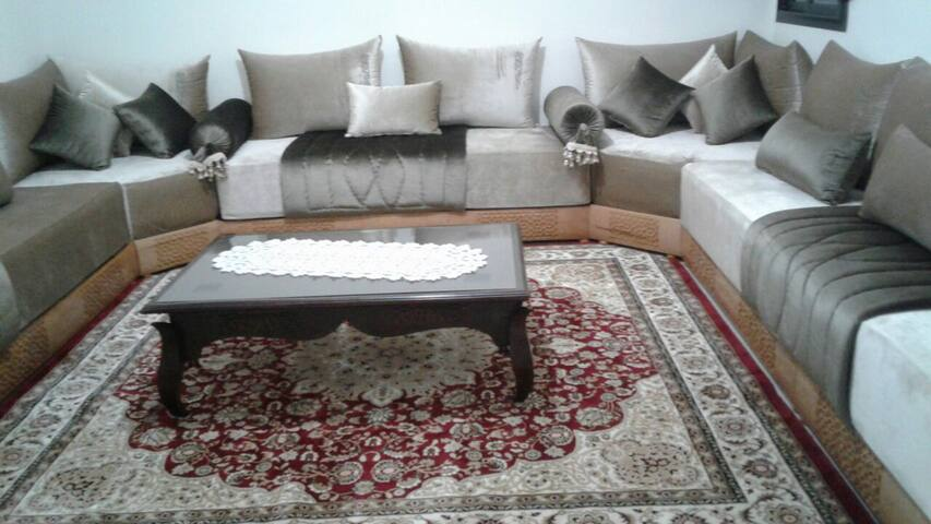 appartement cosy a marrakech