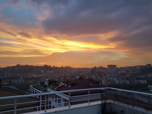 Duplex Apartment in Eyup, close to Bilgi Uni.