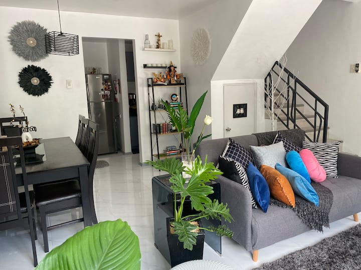 Furnished house  near Paseo de Bacoor  w/ Wifi