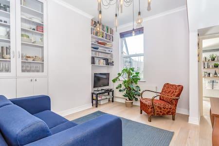 Stylish newly decorated one bedroom flat.