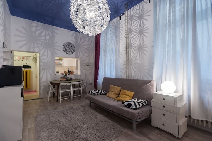 Exclusive Apartment in Prague City Center - Prague - Apartment