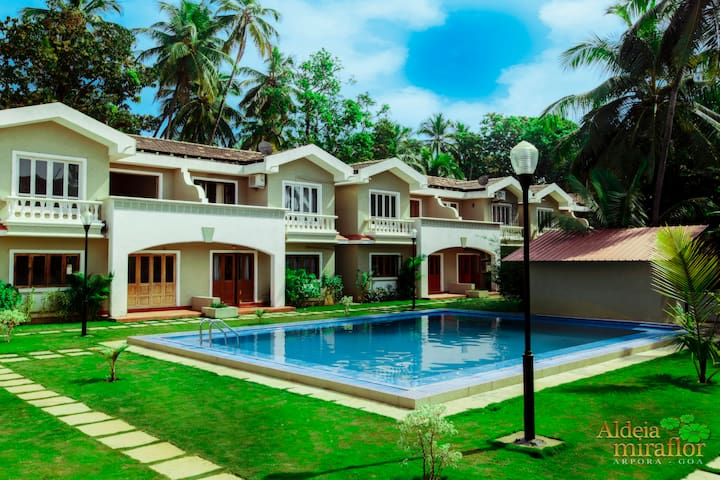 Fully Furnished Luxury 4BHK Villa with Swim Pool