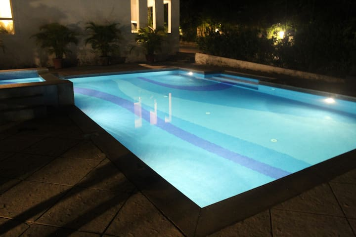 Omsti Villa Luxury 3BHK Pool Villa