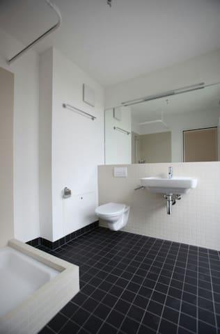 Moderne, grosse Wohnung nähe Basel! - Pratteln - Apartment