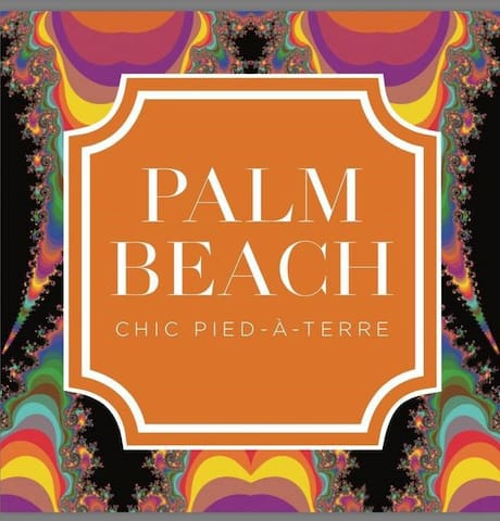 Palm Beach Hotel Condo Designer Chic One Bedroom