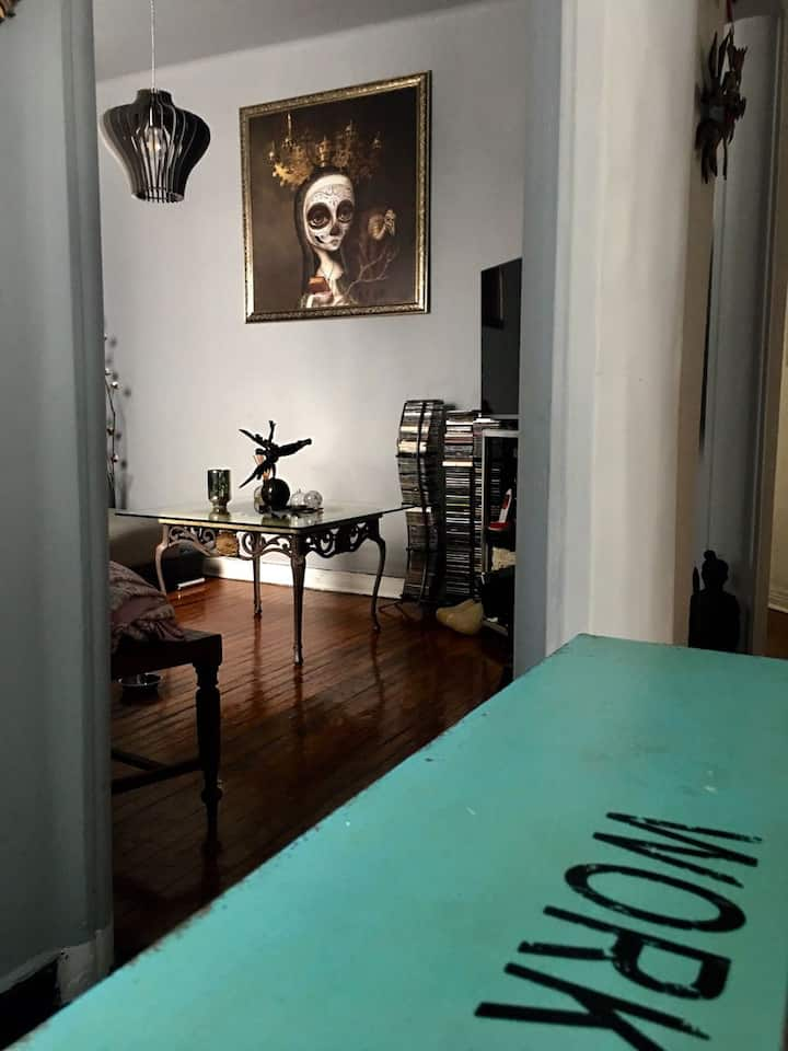 Habitación en Amsterdam, Mexico City