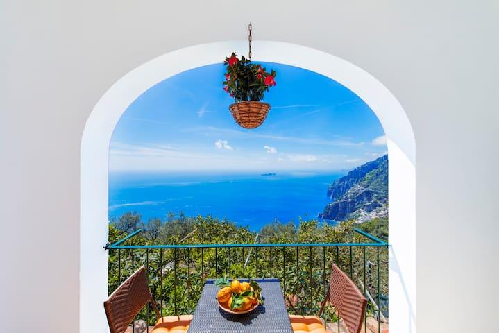 Casa  L'Uliveto - Montepertuso - อพาร์ทเมนท์