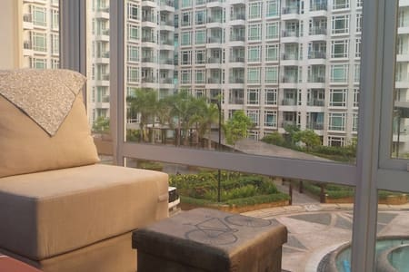Parkside Villas - Fully Furnished Cozy Space - Pasay