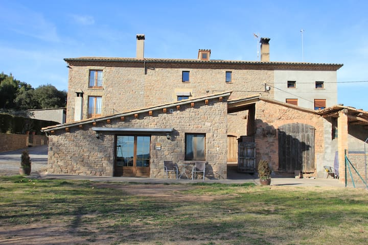 Mas Els Plans de Cornet - Barcelona - Apartamento