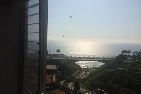 Apartment Ocean View in Miraflores. - Miraflores