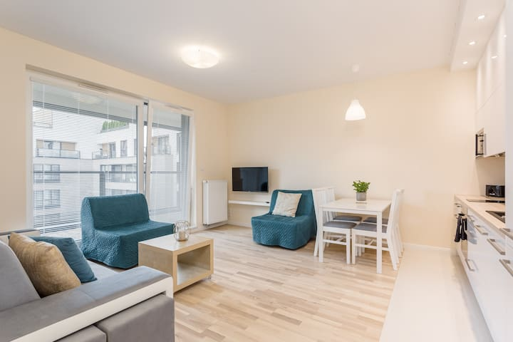 Chill Apartments Wilanów Business Center I