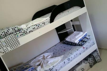 Apart. Inteiro 2- 05 camas (1casal) - Mariana