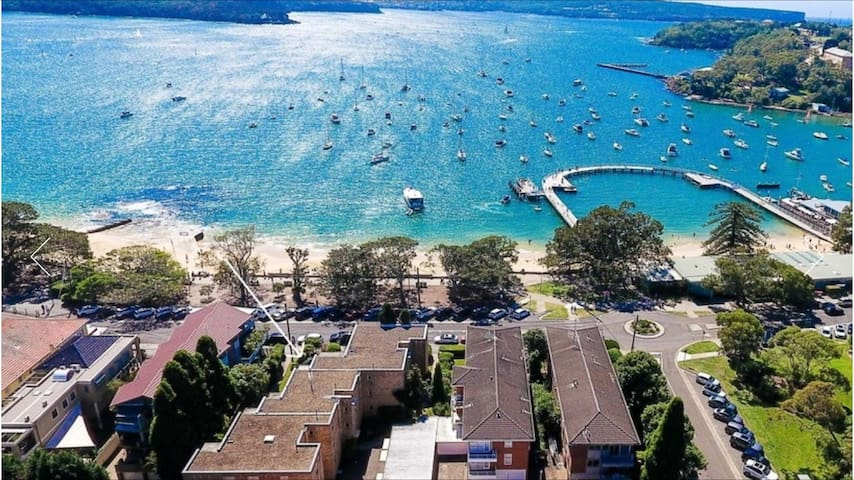 Relaxing Holidays on Balmoral Beach - Mosman - Byt