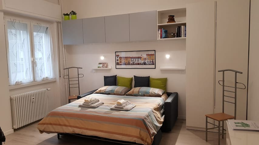 Modern Studio in Milan few minutes to city centre