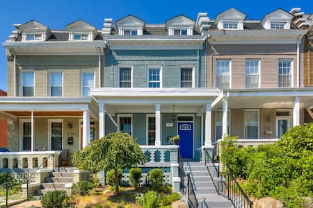 Historic DC Rowhouse in Park View - Washington