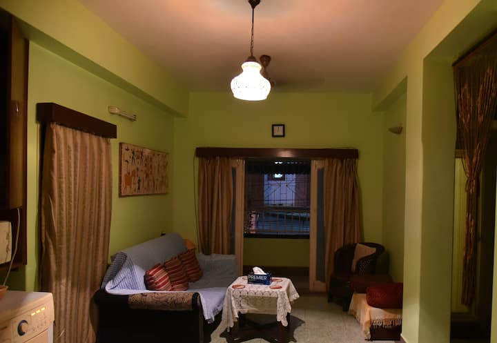 2BHK  apartment in southern Kolkata