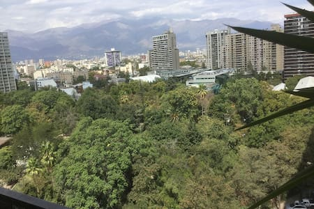 Comodo departamento  3 habitaciones - Santiago