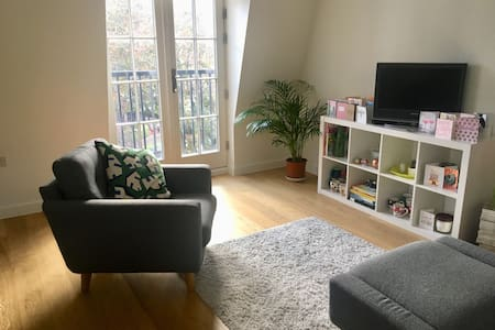 Beautiful 1 bed on the side of Hampstead Heath