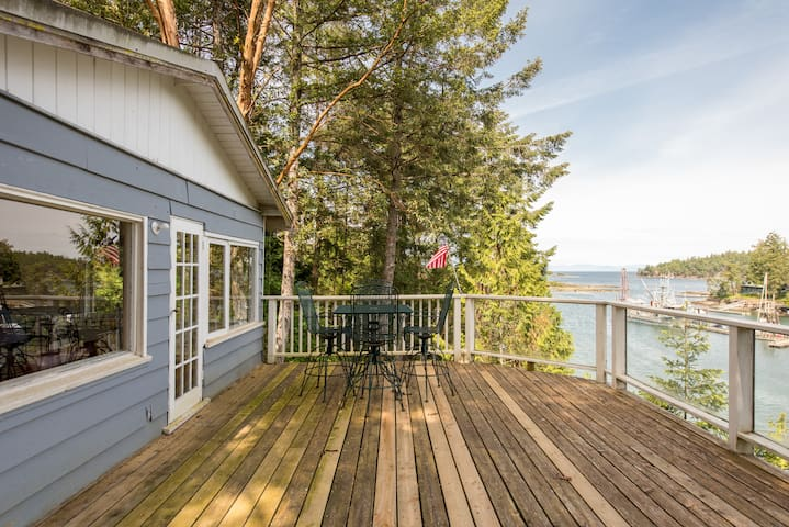 'Sea La Vie' Cottage - Galiano Island - Chatka
