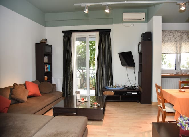 Sepolia Appartment - Central, Cozy, Child Friendly