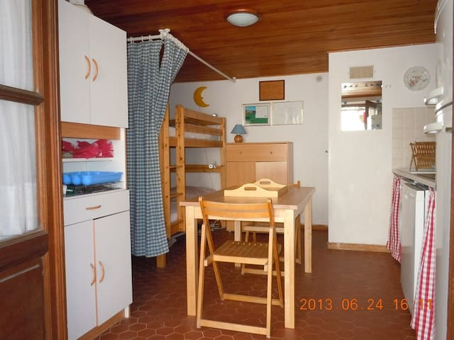 a 4 people apartment 15 meters from the water - Cagnano - Flat