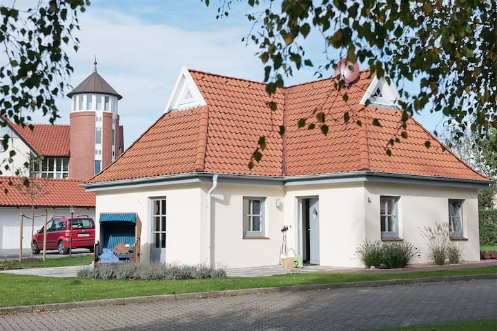Ferienhaus für 6 Gäste mit 95m² in Otterndorf (55027)