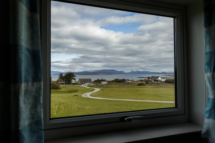 KingSize Room - Tigh Blath B&B, Broadford, Skye - Broadford  - Bed & Breakfast