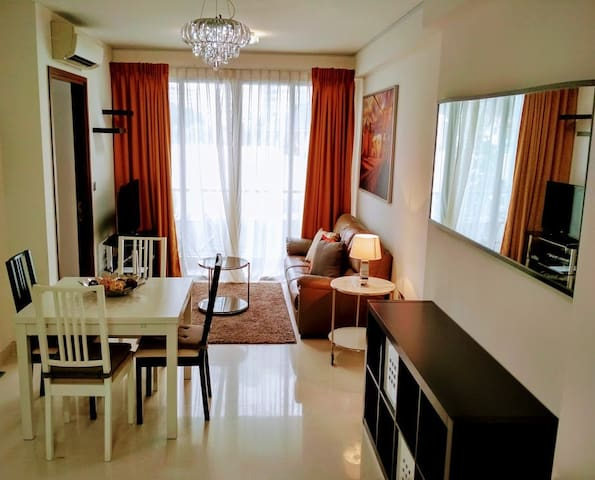 2 Bedroom Apartment near Central Business District