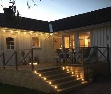 Villa Hövägen! Med sovplatser för 8 personer!